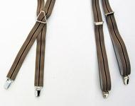 Pánské šle - klasické - šíře 25 mm (X)